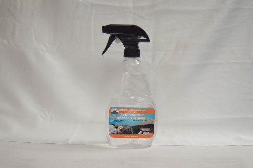 Rock-Fountain Cleaner